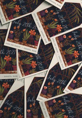 botanical greenhouse std - papers