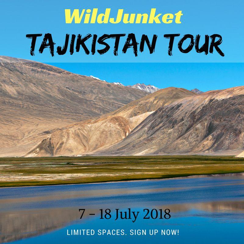 tajikistan pamir mountains tour