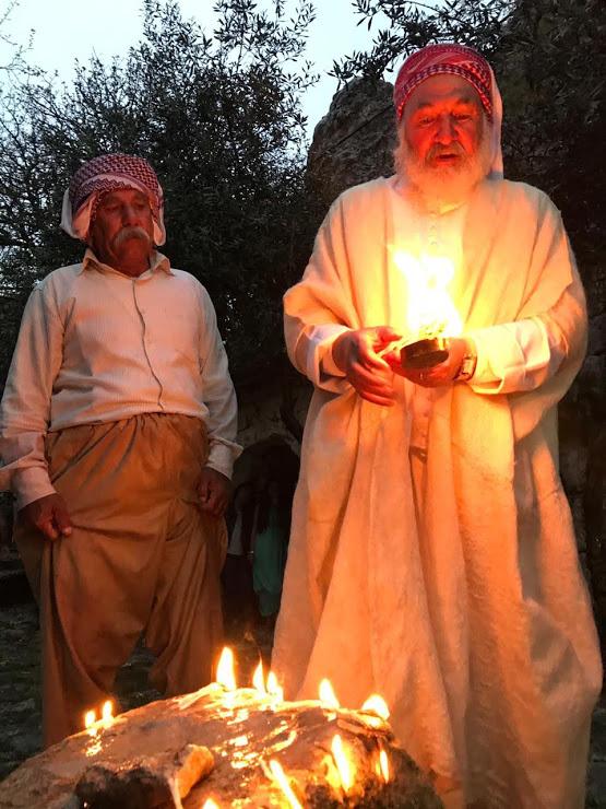 Iraqi Kurdistan tour - Yezidi New Year