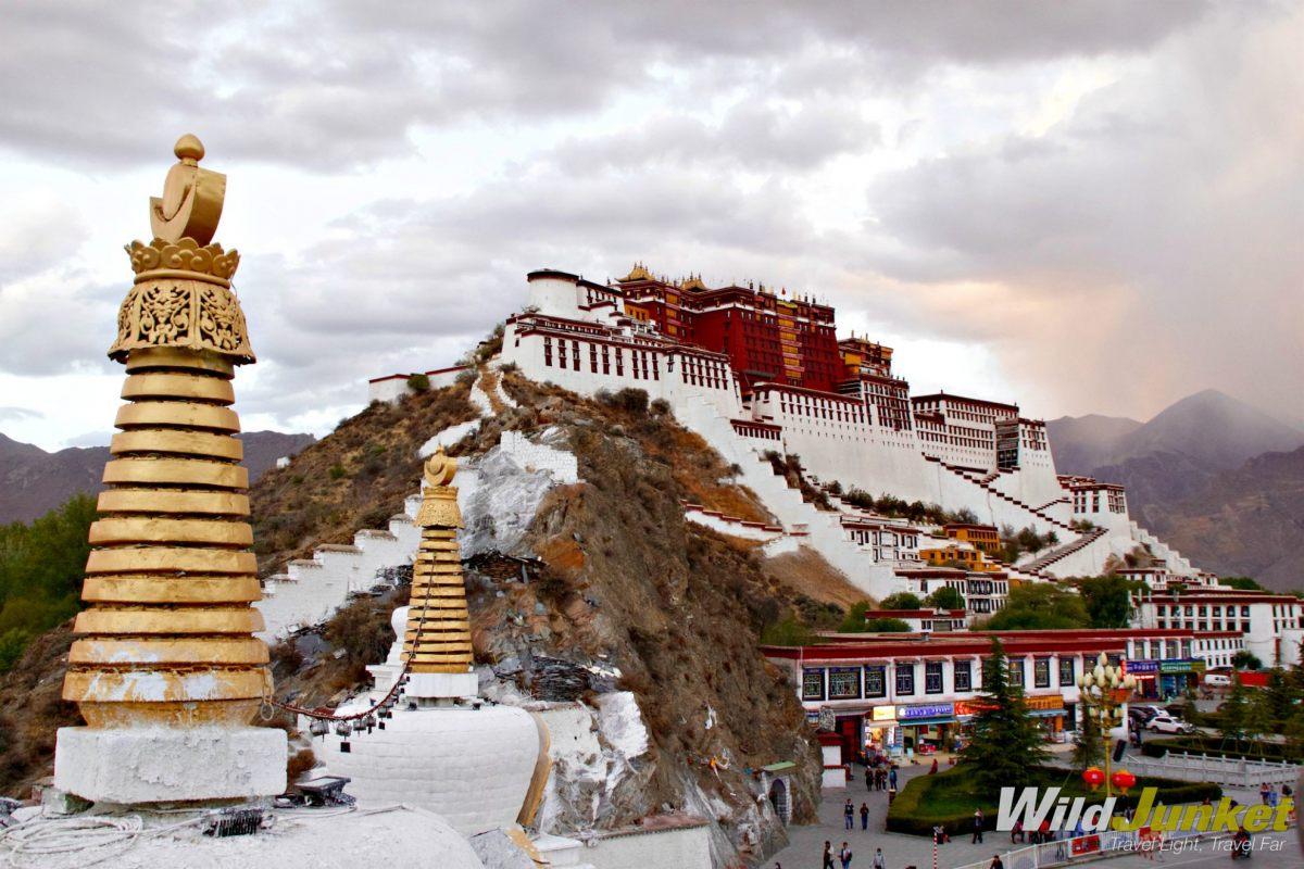 Tibet tour - Potala Palace