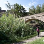 Ruta del agua de Chelva. Ribera del Tuejar camino a la Fuente del Cuco