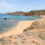 Playa de Cavalleria y Ferragut