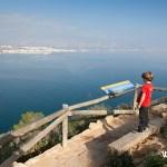 Vistas de la bahía de Altea desde la Ruta del faro del Albir
