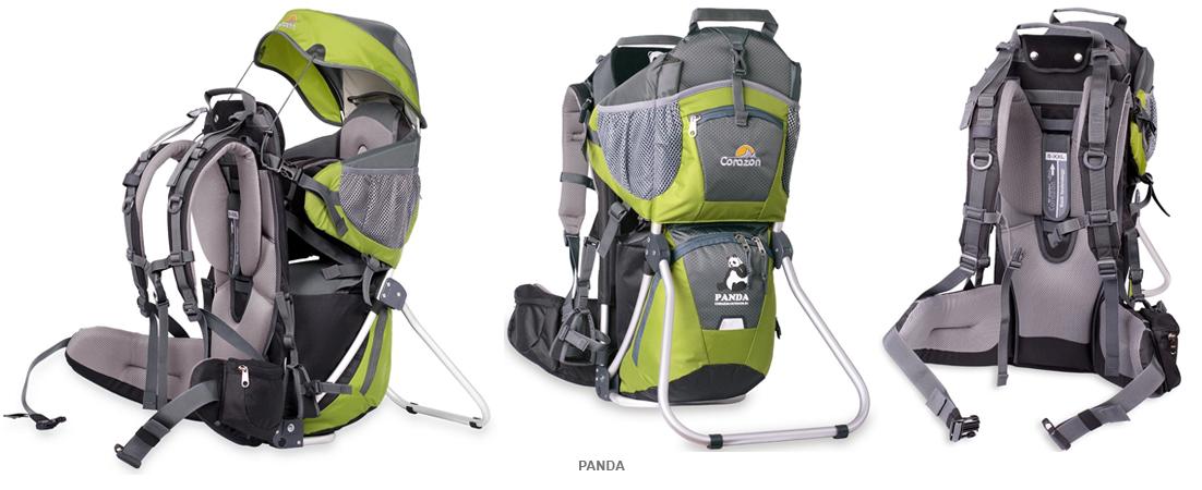 c56e4f4b0 Inspirada en las marcas que llevan una larga trayectoria de mochilas  portabebés de montaña.