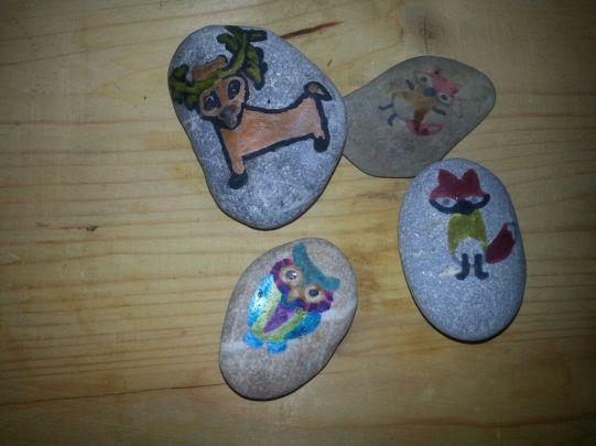 Noch mehr Stein-Kunstwerke