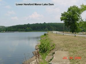 Hereford Manor Lake photo