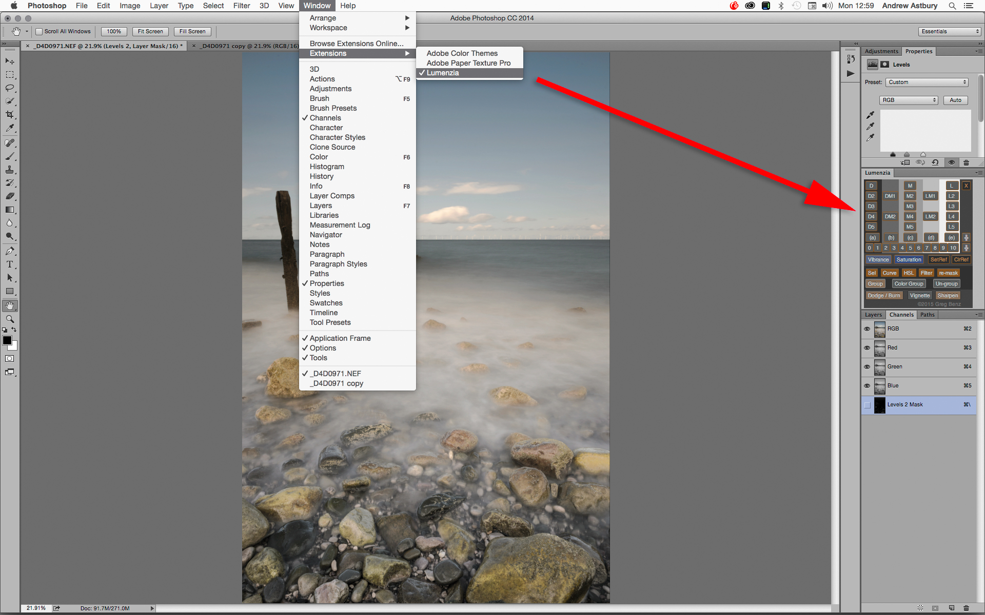 Photoshop plugins & add-ons Archives - Andy Astburys' Photography