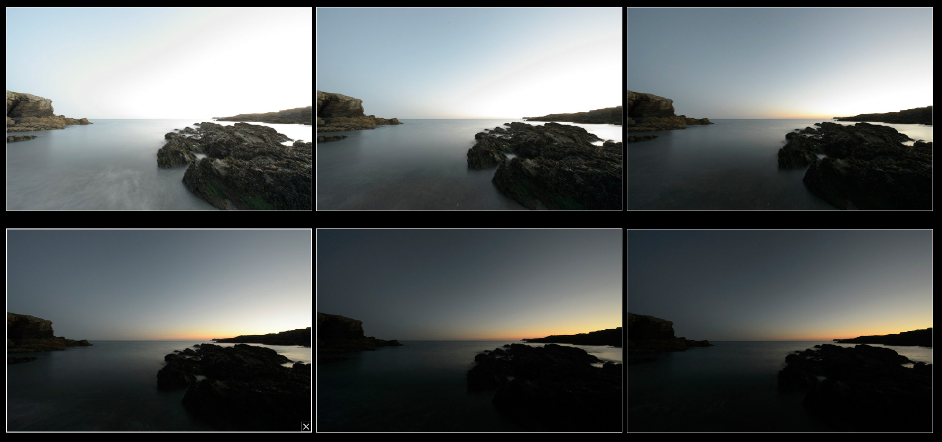 Seascape Photography Archives Andy Astburys Blogandy Lee Filters Sw150 Twilight Soft Grad Click To View Larger Image