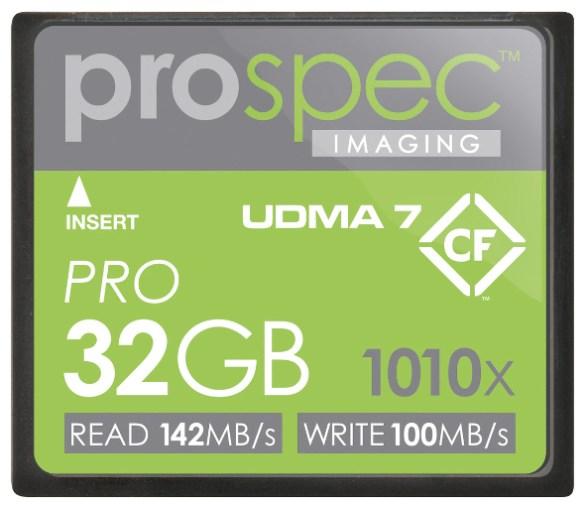 Prospec Prospec 32Gb UDMA 7 CF