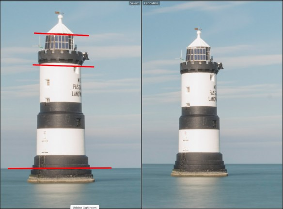 Guided Upright The Guided Upright Tool in Lightroom CC 2015.6