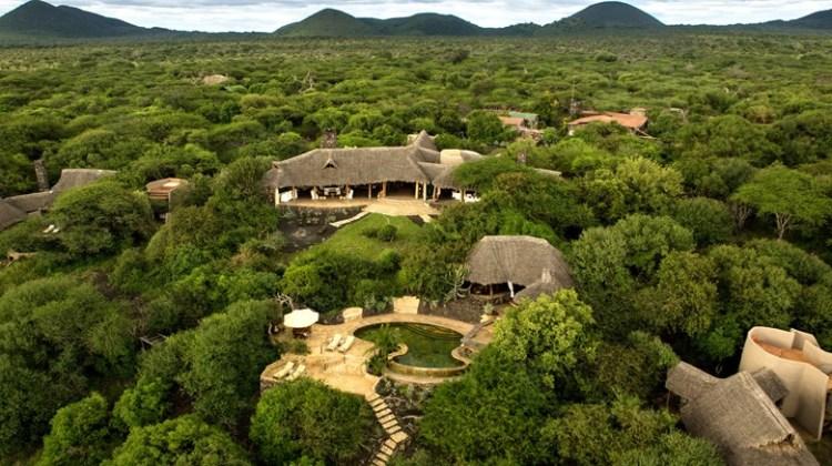 Ol-Donyo Lodge - Amboseli National Park
