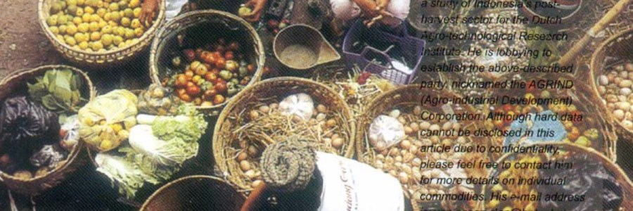 Innovations in the post-harvest sector (2000, scanned)