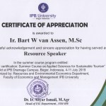 Resource Speaker