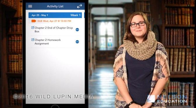 MindTap® Nova Scotia App Sampler