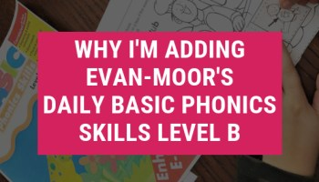 REVIEW: Evan-Moor Daily Phonics Grade 1 E-book | Wildly Anchored