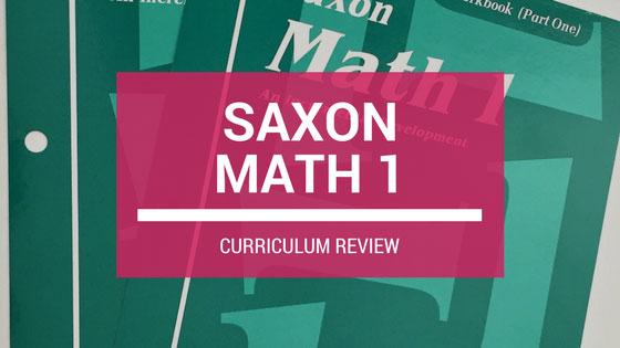 REVIEW: Saxon Math Grade 1 Curriculum | Wildly Anchored