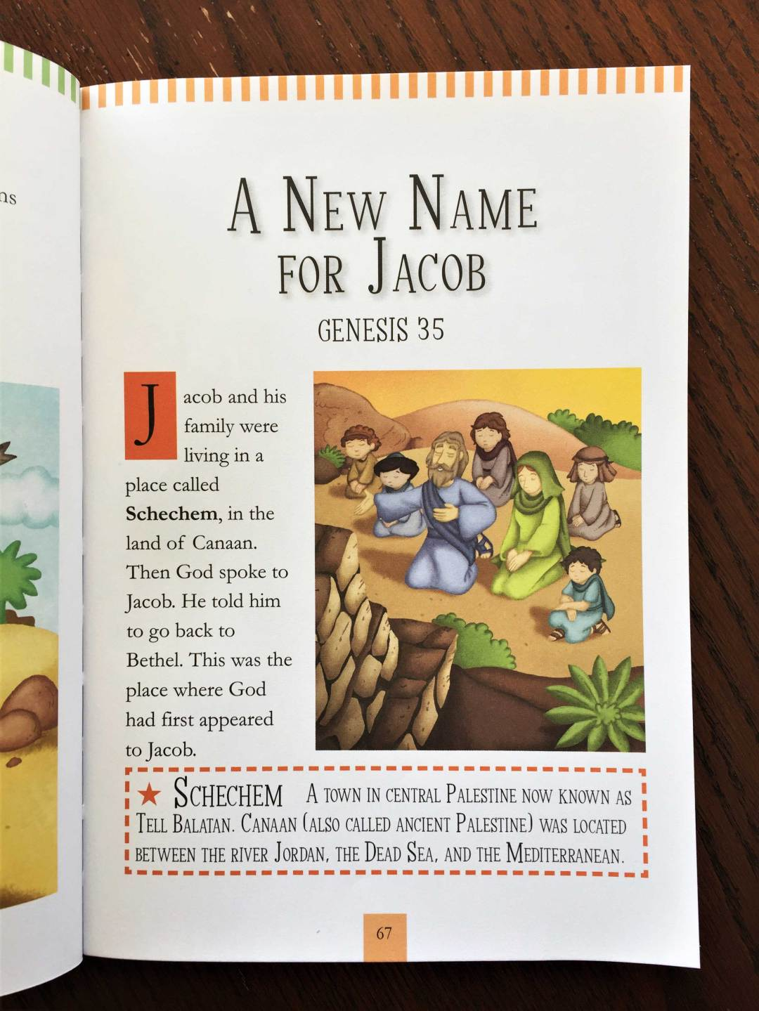 REVIEW: Read & Learn KIDS BIBLE American Bible Society