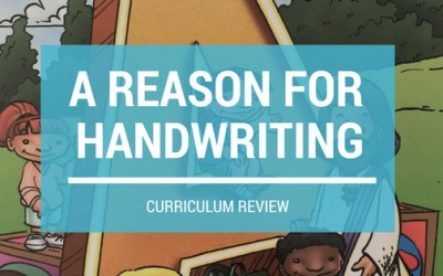 REVIEW: A Reason for Handwriting A