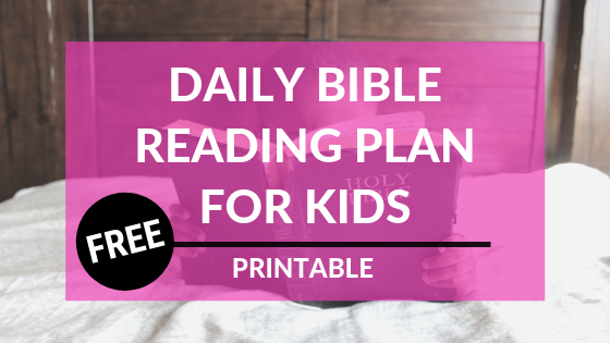 graphic relating to Printable Bible Reading Plan for Beginners referred to as Day-to-day Bible Looking at Application For Youngsters + Totally free Printable Wildly