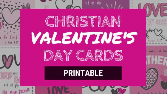 Christian Valentine's Day Cards