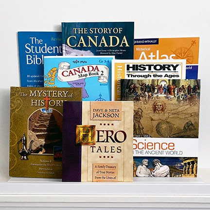 Our 2021-2022 grade 5 homeschool curriculum picks! Includes social studies and science.
