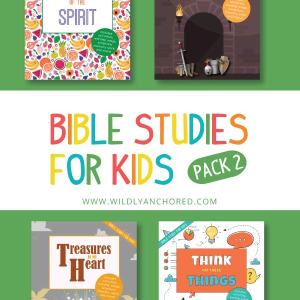 Teach your kids who God is and who they are through Him in fun and practical ways!