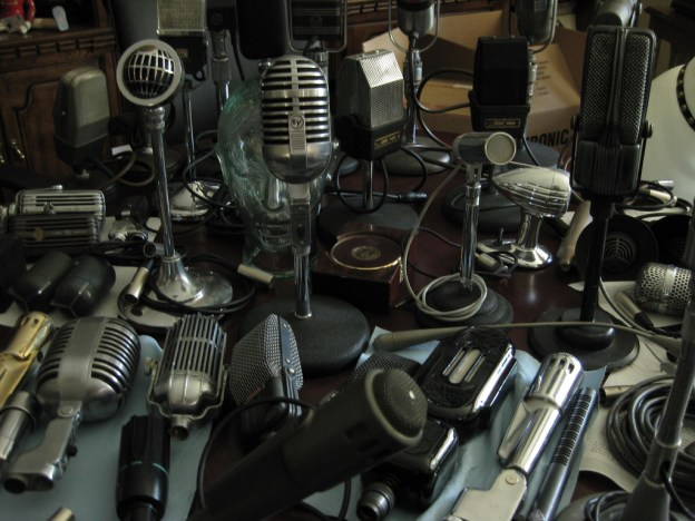 Microphones for nature recording II : different microphones for