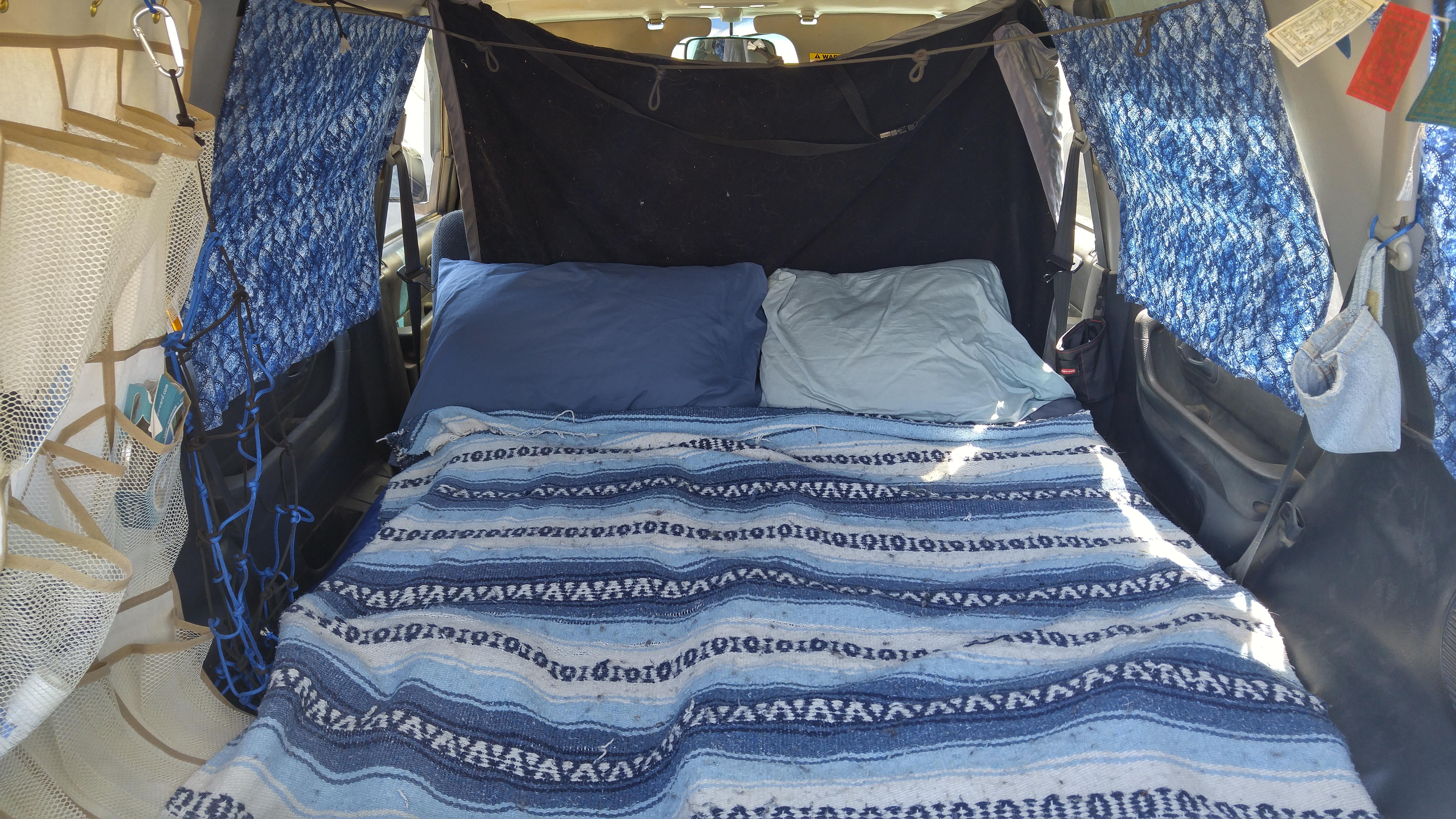 How I converted my Honda CR-V into a camper - Wild Mountain