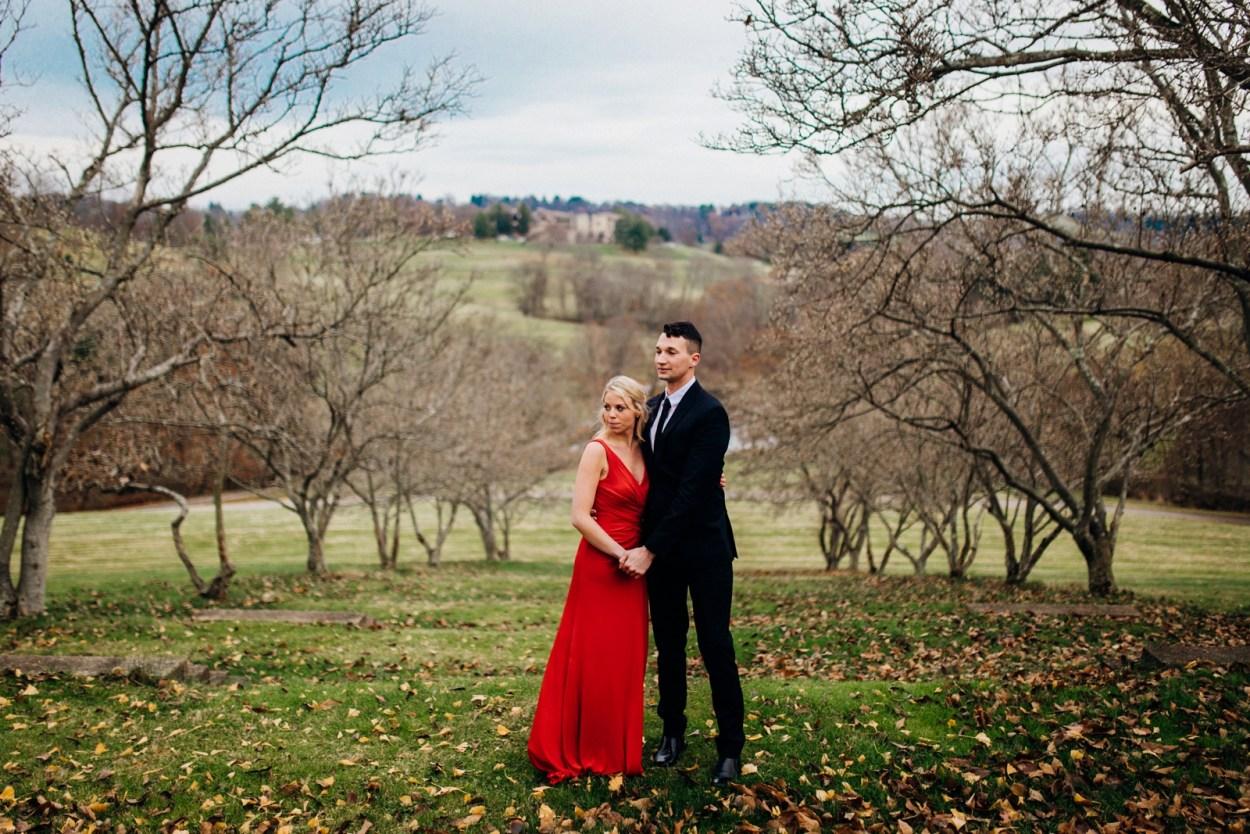 Engagement Oglebay Wheeling West Virginia