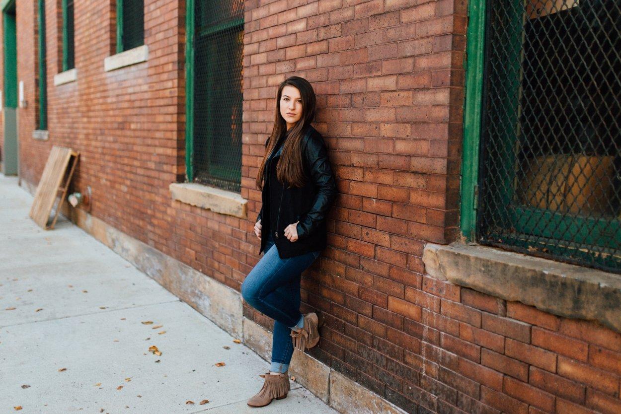 Pittsburgh High School Senior Portraits