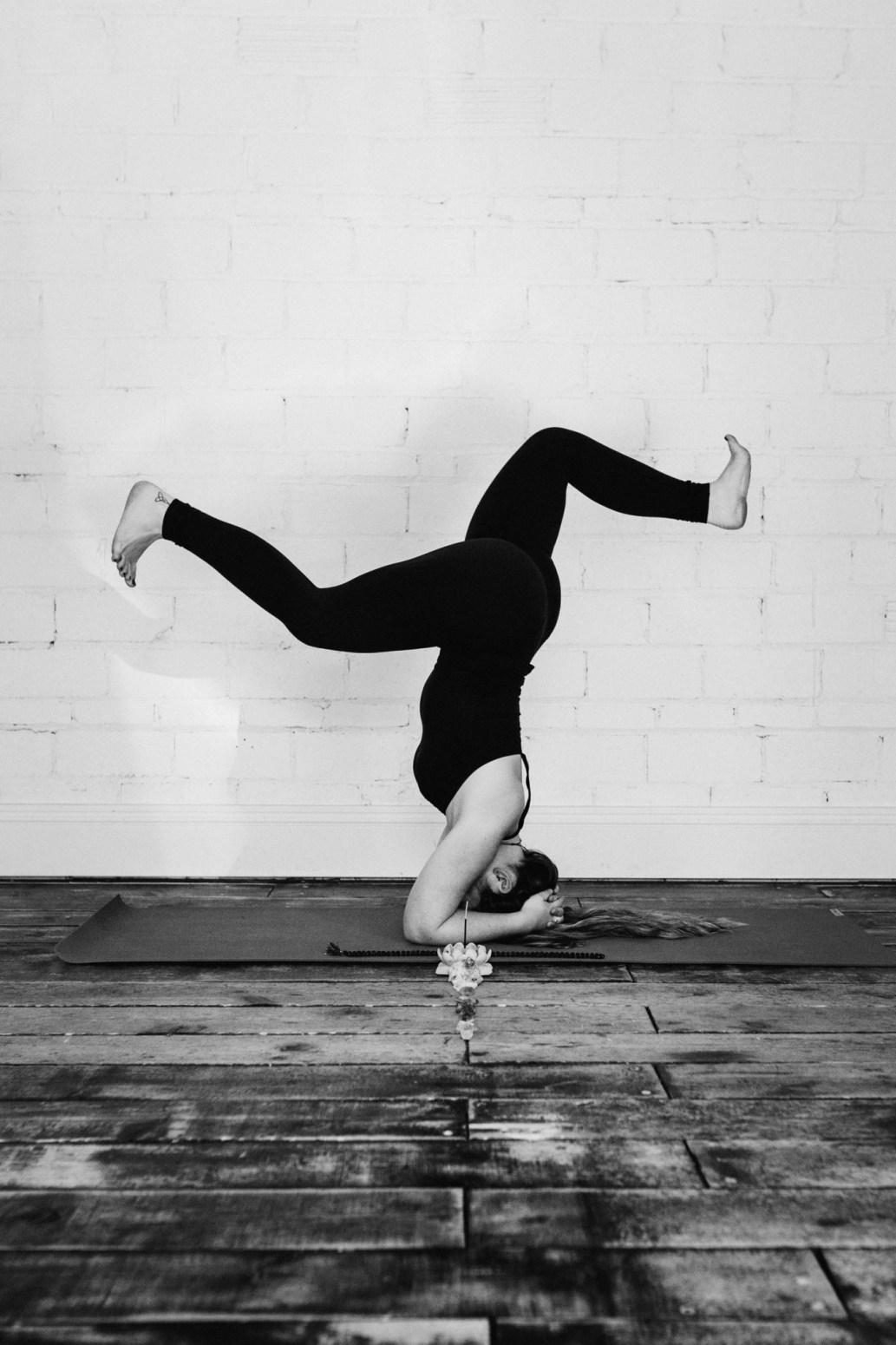 Yoga Spiritual Photo Session