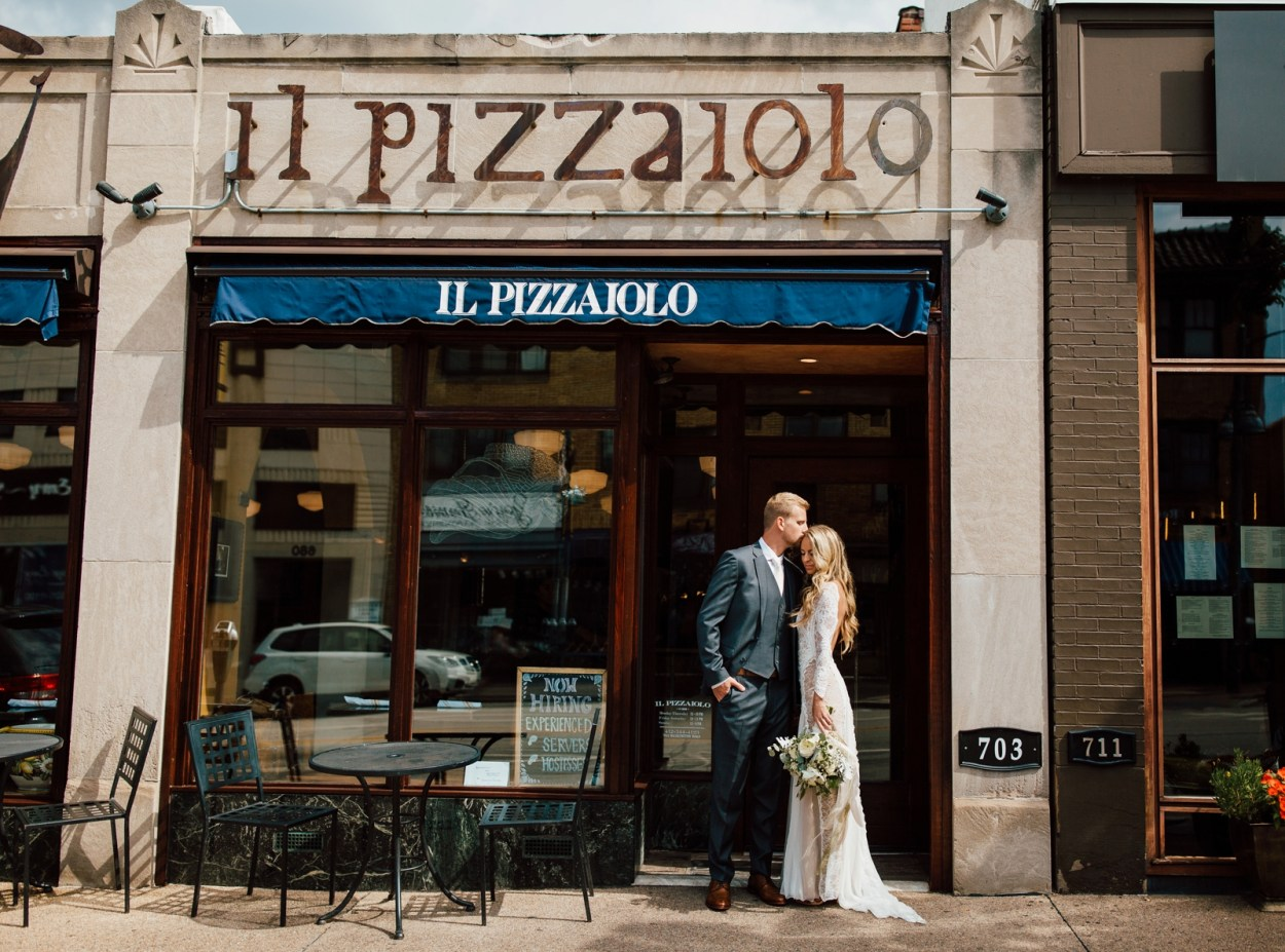 Wedding Pittsburgh Il Pizzaiolo