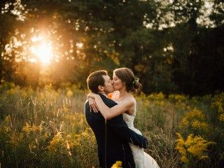 Sarah + Collin - Meadow Rock Farm Wedding