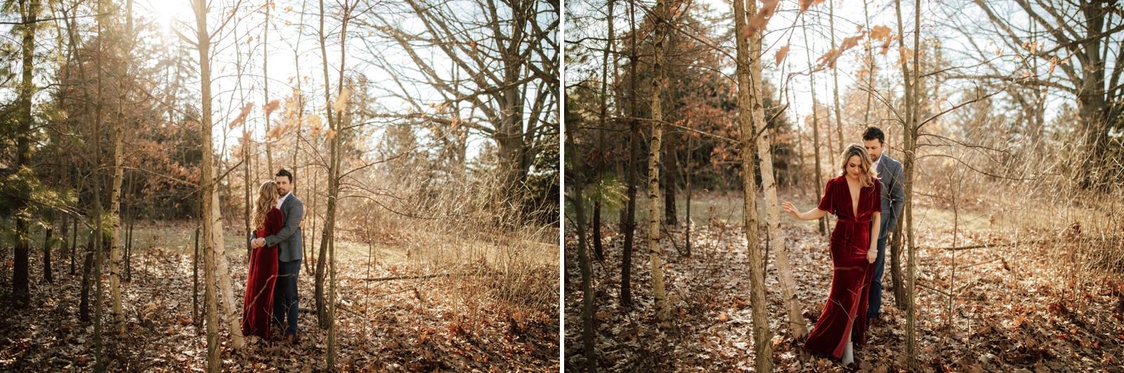 Pittsburgh Wedding Engagement Photographer Succop Nature Park