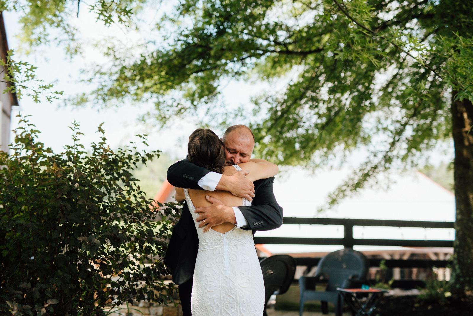 Twin Tails Farm Wedding Oakland Maryland Photographer