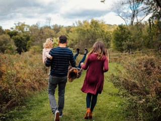 A Pittsburgh Fall Family Shoot
