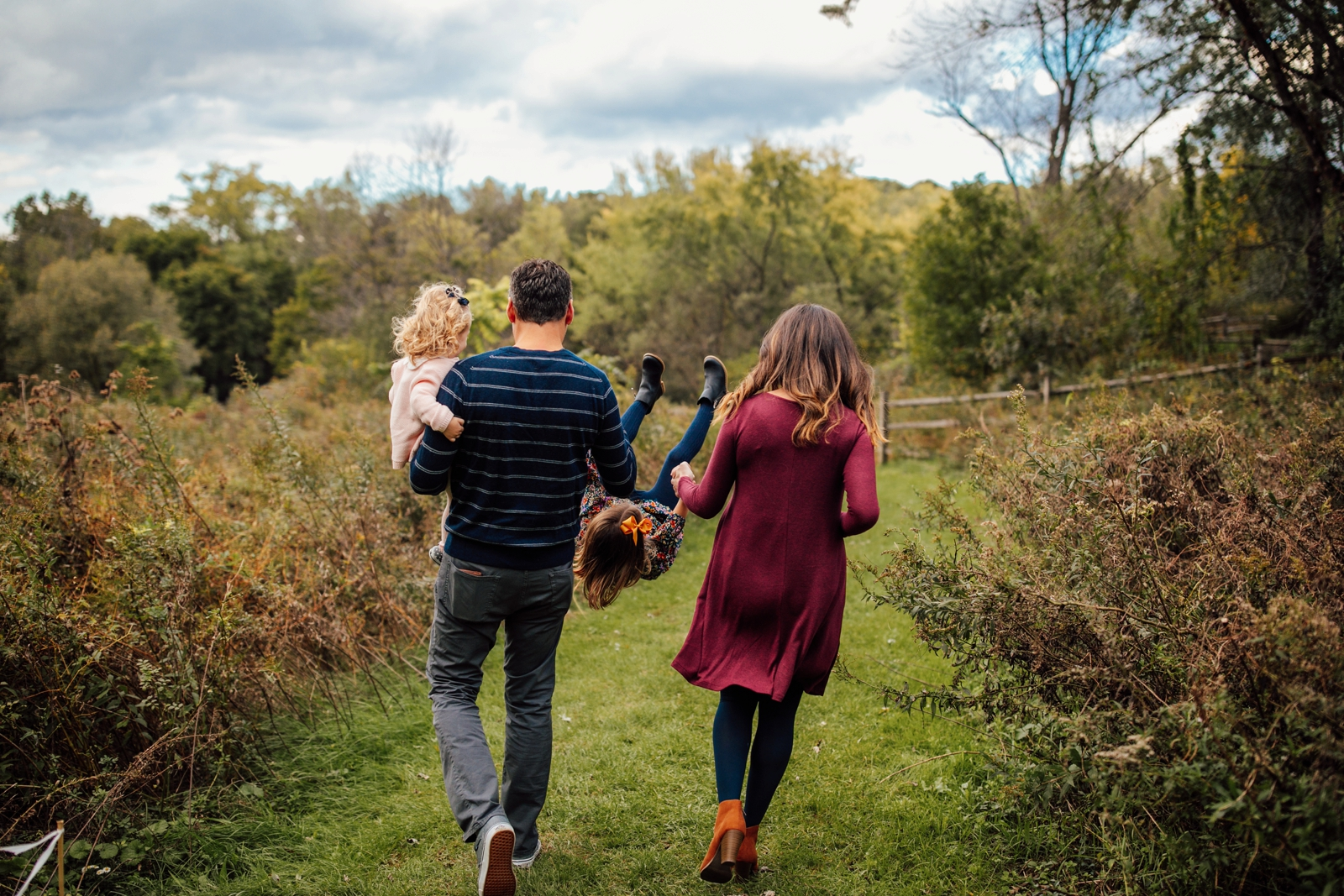 Pittsburgh Family Session Photographer Beechwood Farms