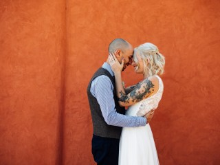 Meghan + Adam - Zion National Park Elopement
