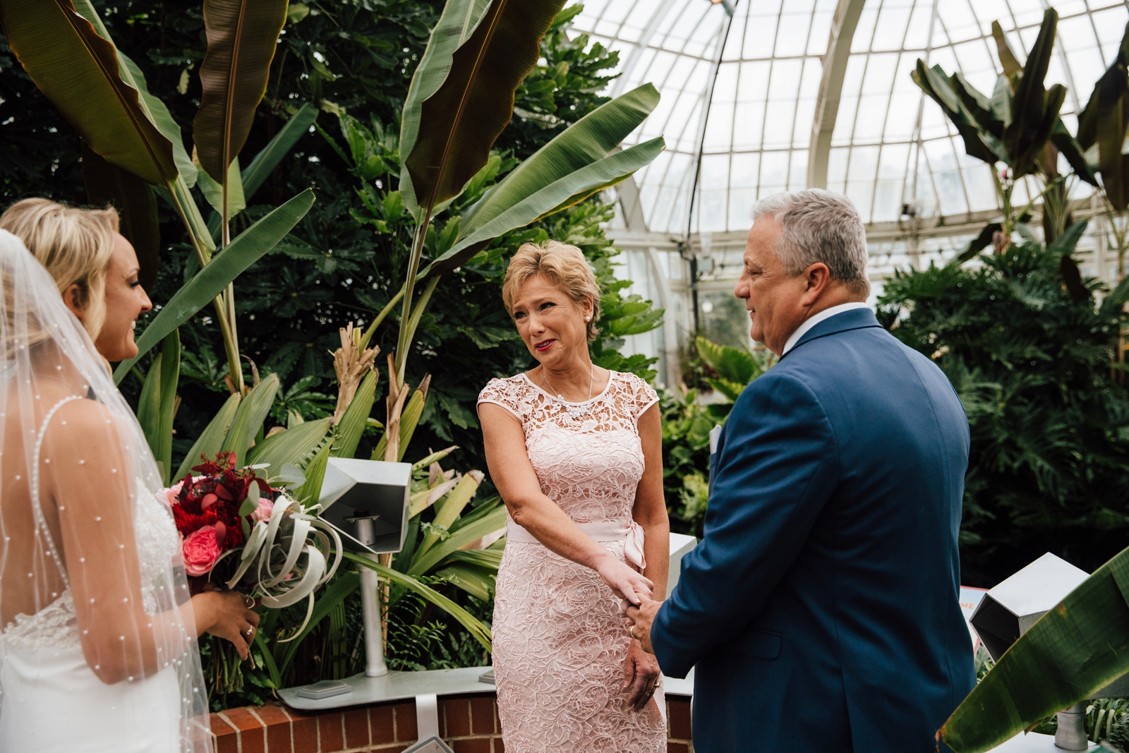 Pittsburgh wedding photographer phipps heinz history center