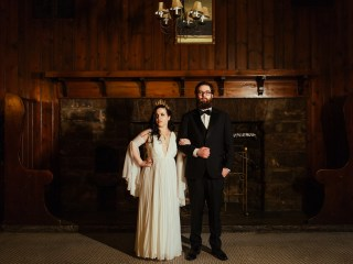 Megan + Jonny - George Washington Hotel Wedding