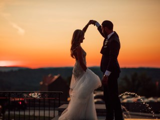 Hillary + Vince - Nemacolin Woodlands Resort Wedding