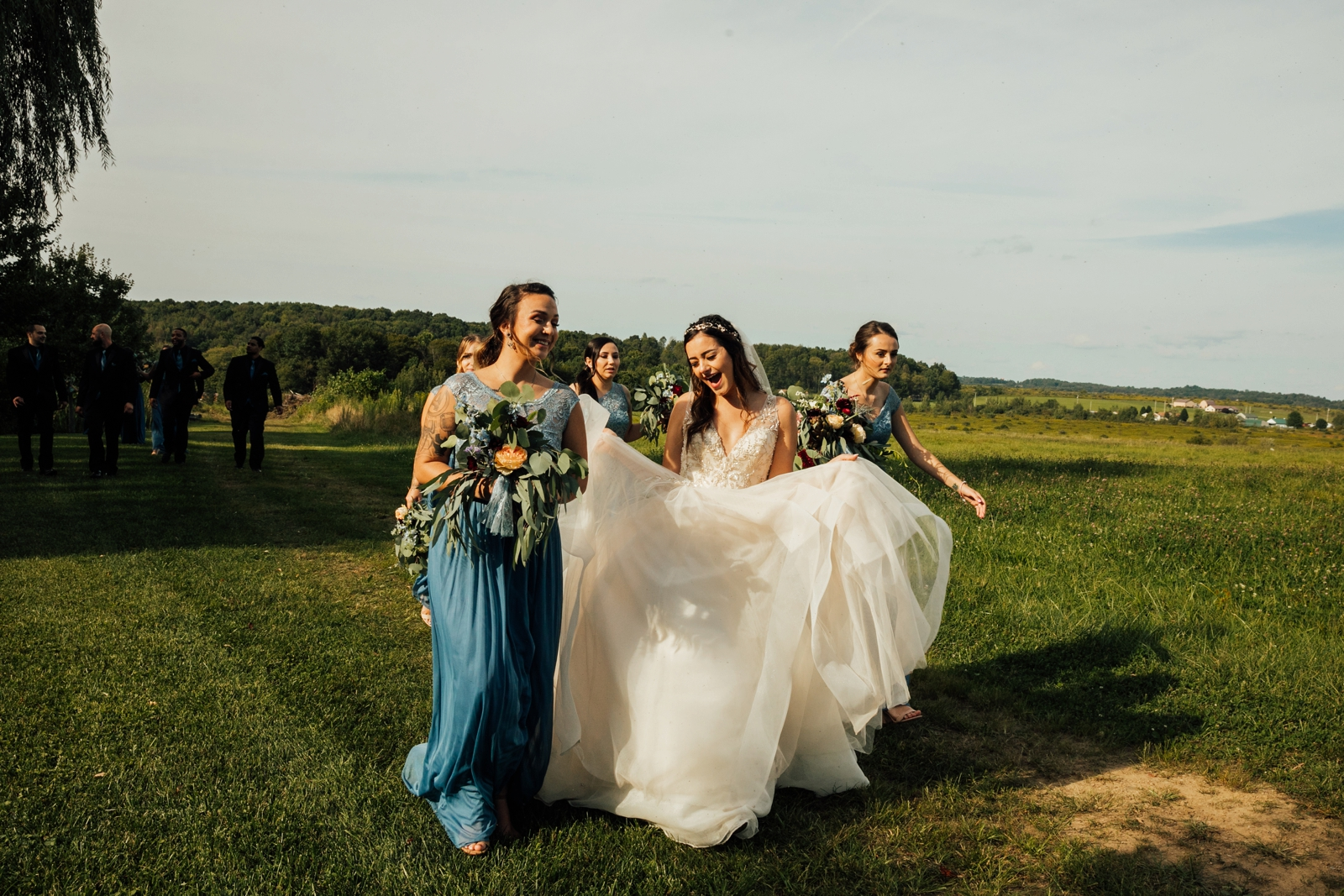 Rustic Acres Farm Wedding Photographer Pennsylvania Pittsburgh