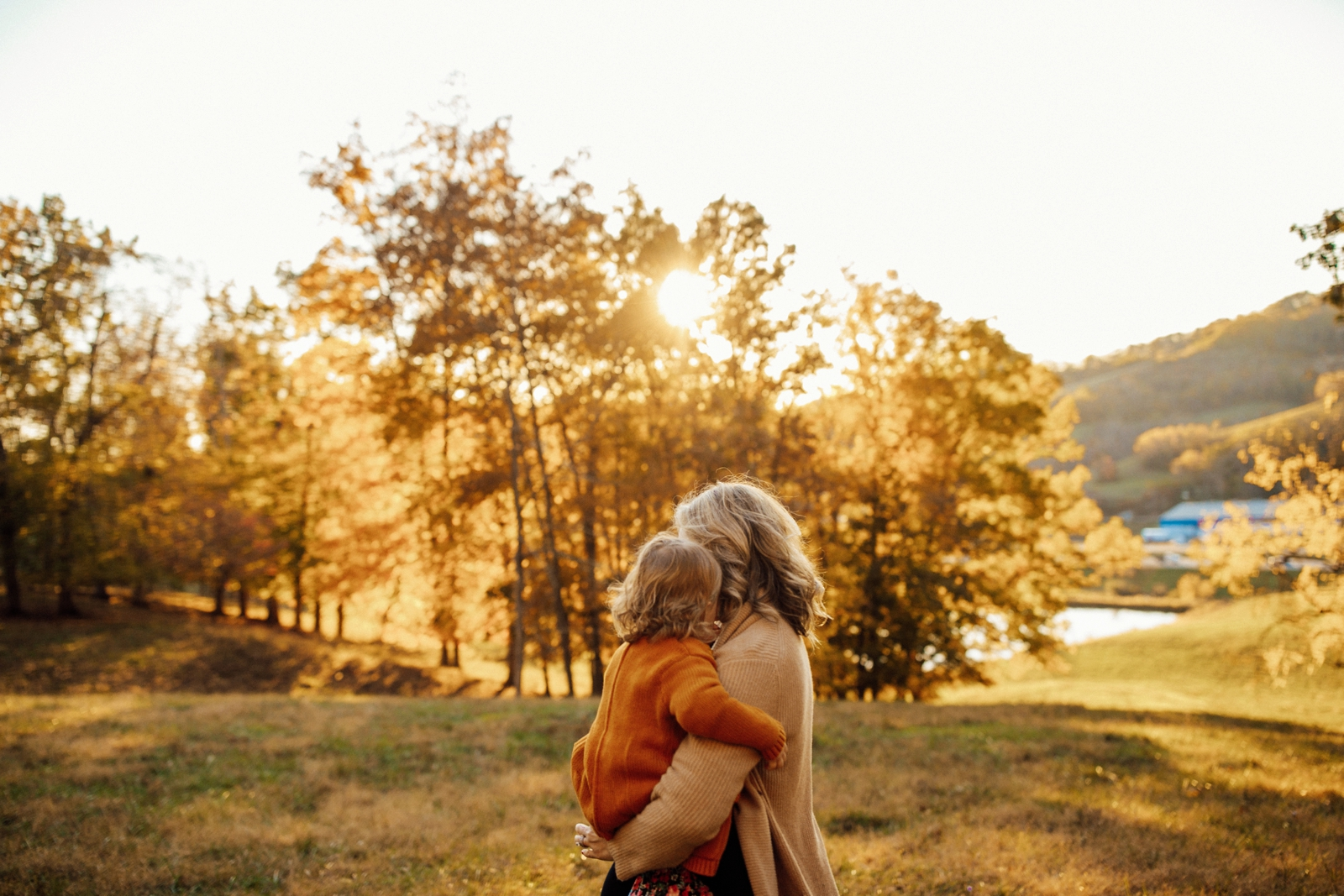 Pittsburgh photographer family shoot session west virginia fall