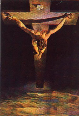 Image result for jesus hung on cross