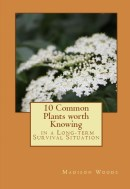 Cover for 10 Common Plants