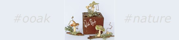 Clearing the clutter, but keeping the Fairy Swing Mushrooms!