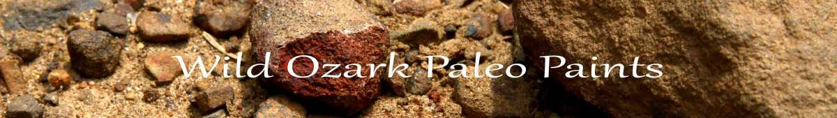 Banner for Wild Ozark Paleo Paints