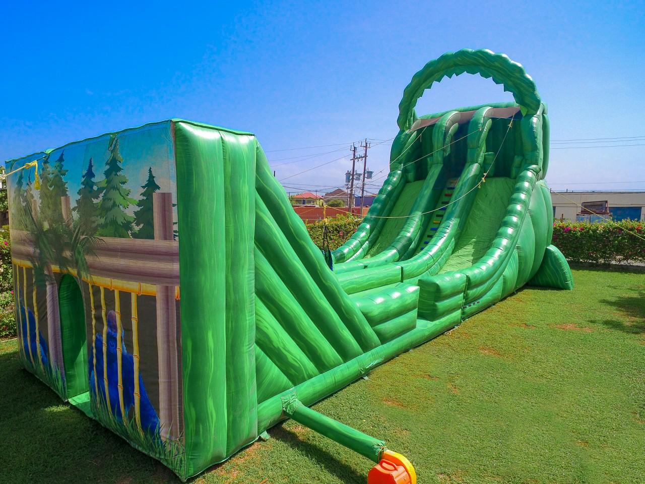 Amazon Zip Line Inflatable
