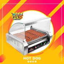 Hot Dog Machine   Wild Rides Party Rentals