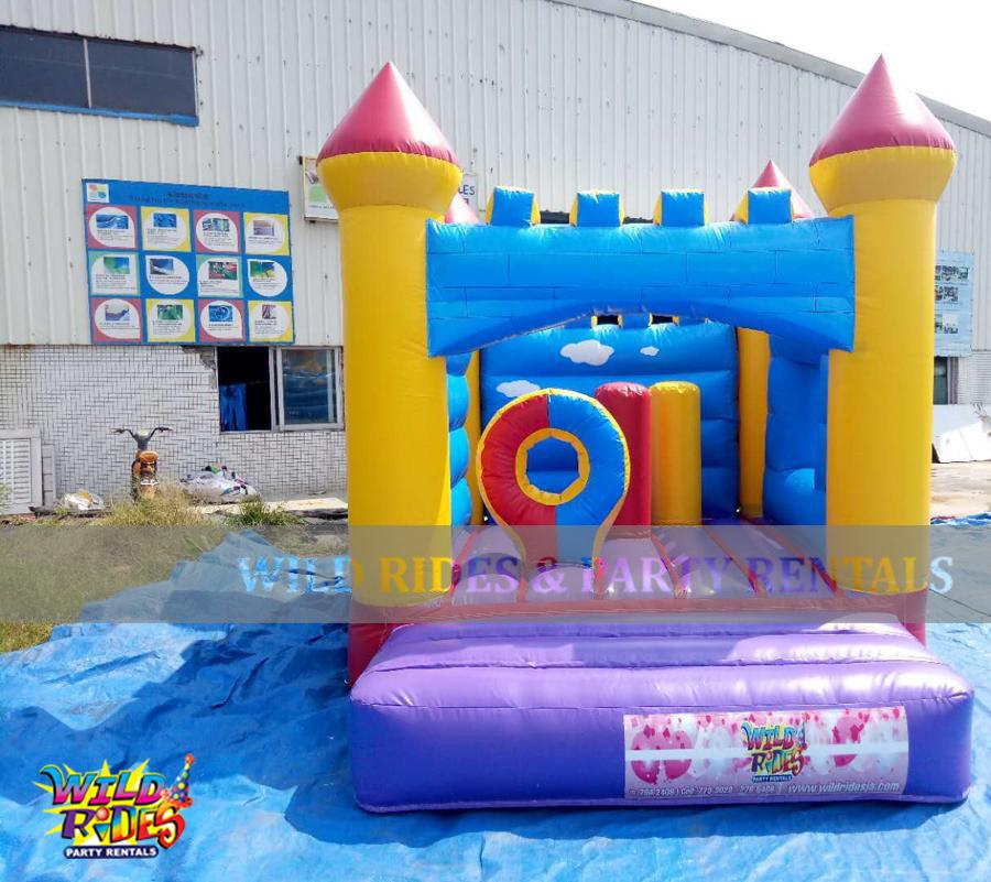 Mini Castle Bouncer